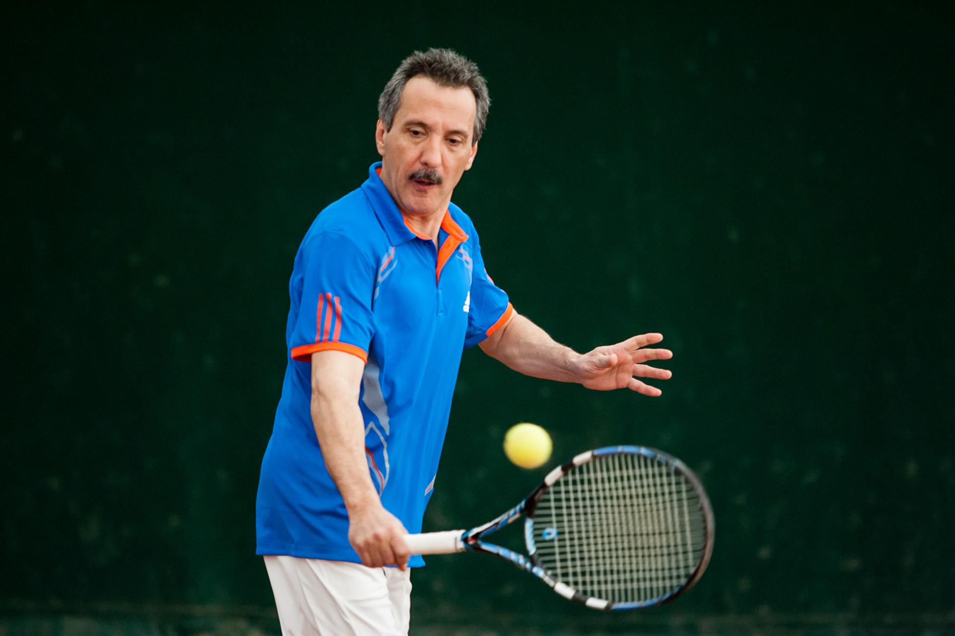 Cum să fotografiezi un turneu de tenis
