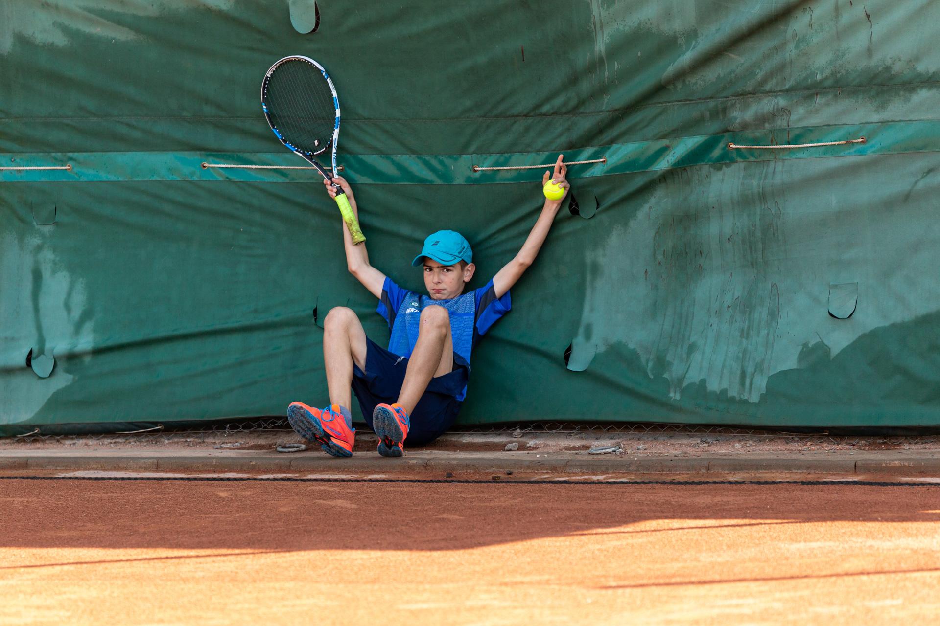 Baschet, tenis şi balet